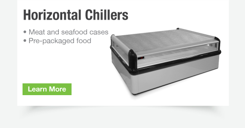Horizontal Chiller Night Cover