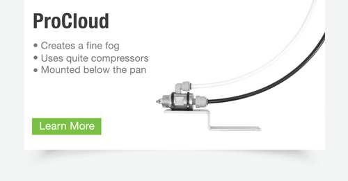 ProCloud humidity
