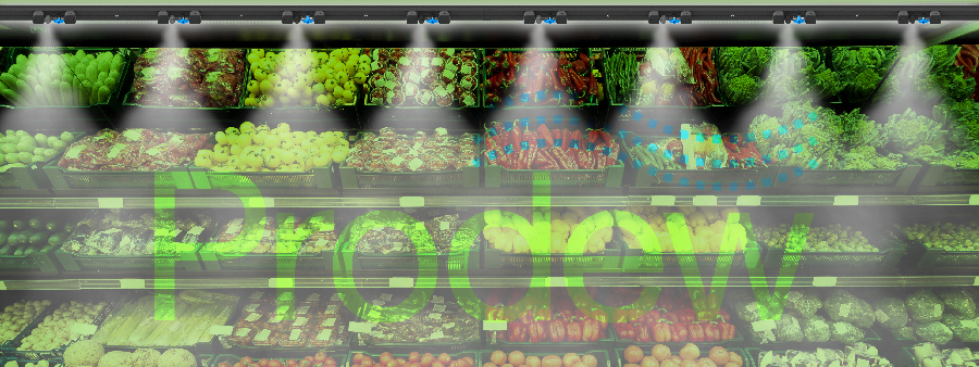 Retail Produce Misting