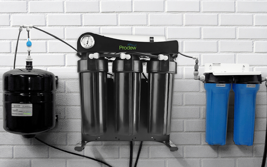 Reverse Osmosis and NeutraScale